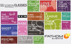 Tcm Christmas Schedule 2020 2020 TCM Big Screen Classics Schedule   Classic Couple